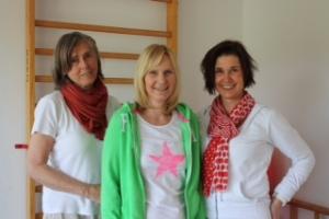 Das Team der Praxis für Physiotherapie Meike Roording in Angermund
